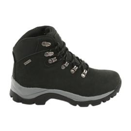 Pantofi trekking negri Atletico 57089 negru