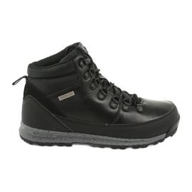Pantofi de trekking McKey 1066 negru