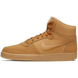 Pantofi Nike Ebernon Mid Se M AQ8125-701 maro