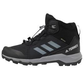 Pantofi Adidas Terrex Mid Gtx K Jr EF0225 negru