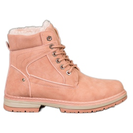 SHELOVET Capcane sportive roz