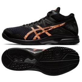 Asics Gel Task Mt 2 M 1071A036-002 pantofi negru negru