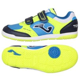 Pantofi de interior Joma Top Flex In Jr TOPJW.936.IN galben galben