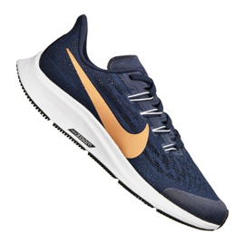 Pantofi Nike Air Zoom Pegasus 36 Jr AR4149-401 bleumarin