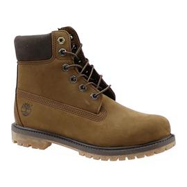 Pantofi Timberland 6 Premium Boot Jr A19RI maro