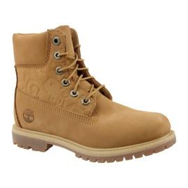 Pantofi Timberland 6 In Premium Boot W A1K3N maro