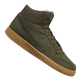 Pantofi Nike Ebernon Mid Se M AQ8125-301 verde