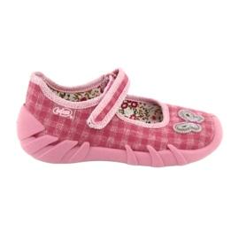 Încălțăminte pentru copii Befado 109P187 roz
