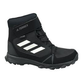 Pantofi Adidas Terrex Snow Cf Cp Cw Jr S80885 negru