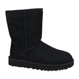 Pantofi Ugg Classic Short II W 1016223-BLK negru
