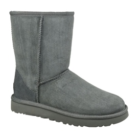 Pantofi Ugg Classic Short II W 1016223-GREY gri