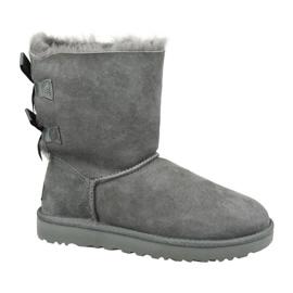 Pantofi Ugg Bailey Bow Ii W 1016225-GREY gri