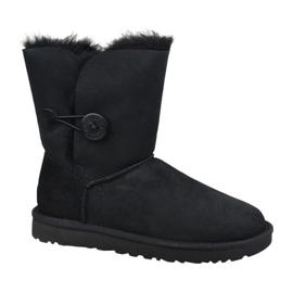 Pantofi Ugg Bailey Ii W 1016226-BLK negru