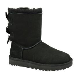 Pantofi Ugg Bailey Bow Ii W 1016225-BLK negru