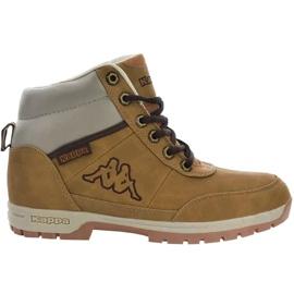 Pantofi Kappa Bright Mid Jr 260239T 4141 maro