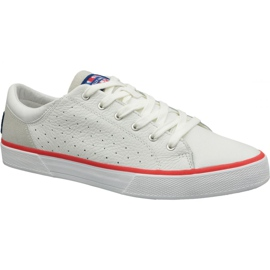 Pantofi din piele Helly Hansen Copenhagen M 11502-011 alb