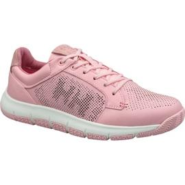 Pantofi din piele Helly Hansen Skagen Pier W 11471-181 roz