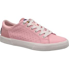 Helly Hansen Copenhaga pantofi din piele W 11503-181 roz