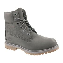 Pantofi Timberland 6 In Premium Boot W A1K3P gri
