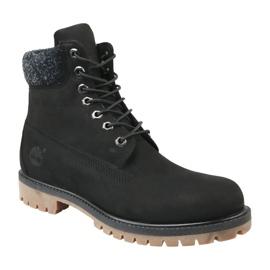 Pantofi Timberland 6 In Premium Boot M A1UEJ negru