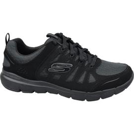 Pantofi Skechers Flex Appeal 3.0 W 13061-BBK negru