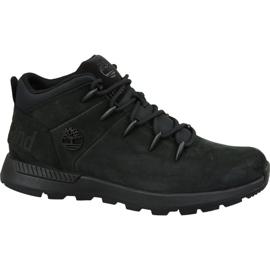 Pantofi Timberland Euro Sprint Trekker M A1YN5 negru