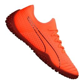 Cizme de fotbal Puma 365 Concrete 2 St M 105757-02 roșu roșu