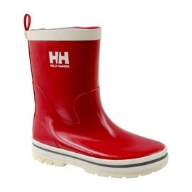 Pantofi Helly Hansen Midsund Jr 10862-162 roșu