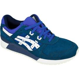 Asics Gel-Lyte Iii M pantofi H7K4Y-4501 bleumarin