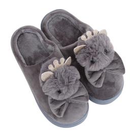 Pantofi pentru femei DD112 Gri Gri