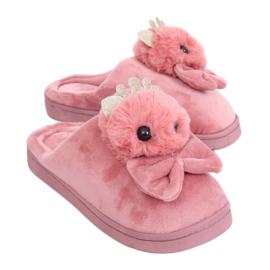 Pantofi pentru femei murdare DD112 Pink roz