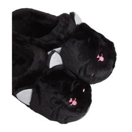 MA16 negru papuci de femei negru