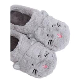 Pantofi pentru femei MA16 Grey gri