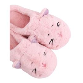 Pantofi pentru femei MA16 Pink Pink roz
