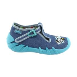 Pantofi de copii Befado 110P320 albastru