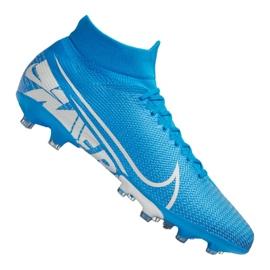 Pantofi Nike Superfly 7 Pro AG-Pro M AT7893-414 albastru albastru