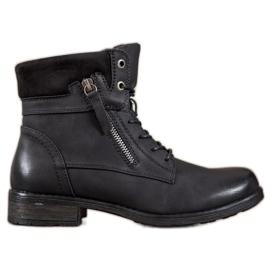 Goodin Cizme neagră negru