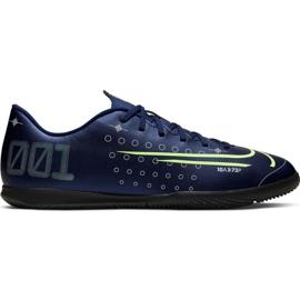 Pantofi de fotbal Nike Mercurial Vapor 13 Club Mds Ic M CJ1301 401 bleumarin bleumarin