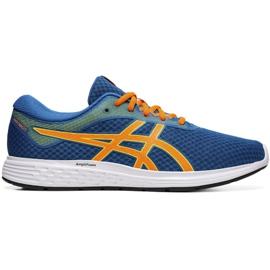 Asics Patriot 11 M 1011A568 401 pantofi de alergare albastru