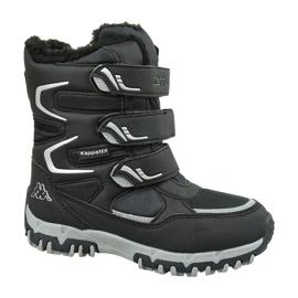 Pantofi Kappa Great Tex Jr 260558T-1115 negru