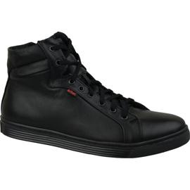 Lee Cooper M Pantofi LCJP-19-532-041 negru