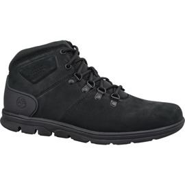 Pantofi Timberland Bradstreet Hiker M A26ZB negru