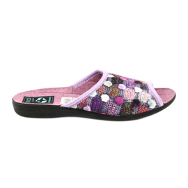 Papuci Adanex 3D papuci violet