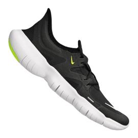 Pantofi de alergare Nike Free Rn 5.0 M AQ1289-003 negru