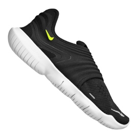 Pantofi de alergare Nike Free Rn Flyknit 3.0 M AQ5707-001 negru