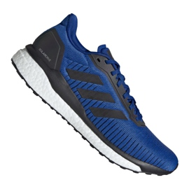 Pantofi de alergare Adidas Solar Drive 19 M EF0787 albastru