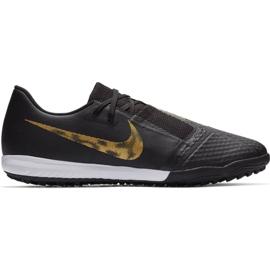 Pantofi de fotbal Nike Nike Phantom Venom Academy M Tf AO0571 077 negru, aur negru