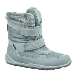 Cizme de iarnă Kappa Gurli Tex Jr 260728T-1615 gri
