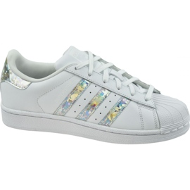Pantofi Adidas Originals Superstar Jr F33889 alb