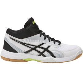 Pantofi ASICS GEL-TASK Mt M B703Y-0190 alb, negru alb